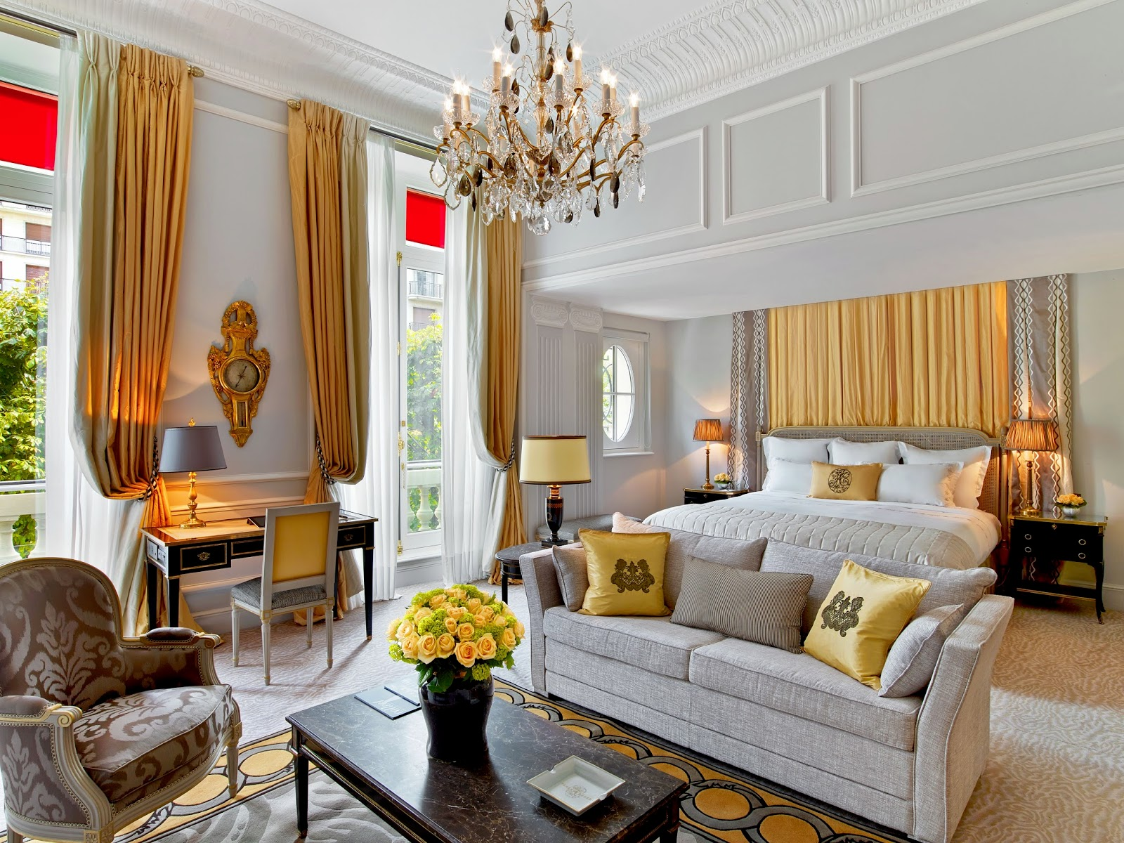 Hotel Plaza Athenee Junior Suite Deluxe