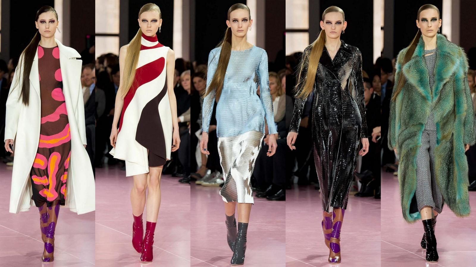 Christian Dior kolekcija za jesen/zimu 2015Fashionela