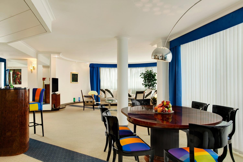 Presidential Suite Kempinski Hotel Corvinus Budapest