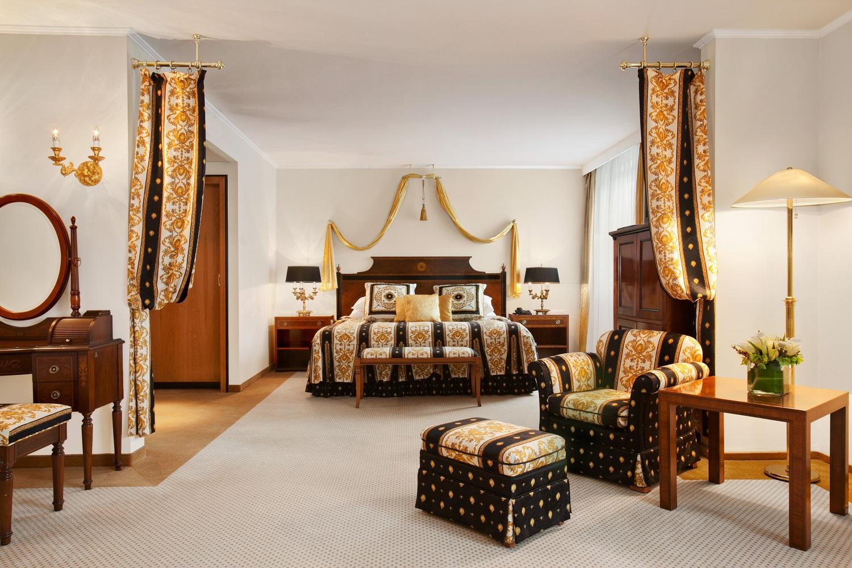 Royal Suite Kempinski Hotel Corvinus Budapest