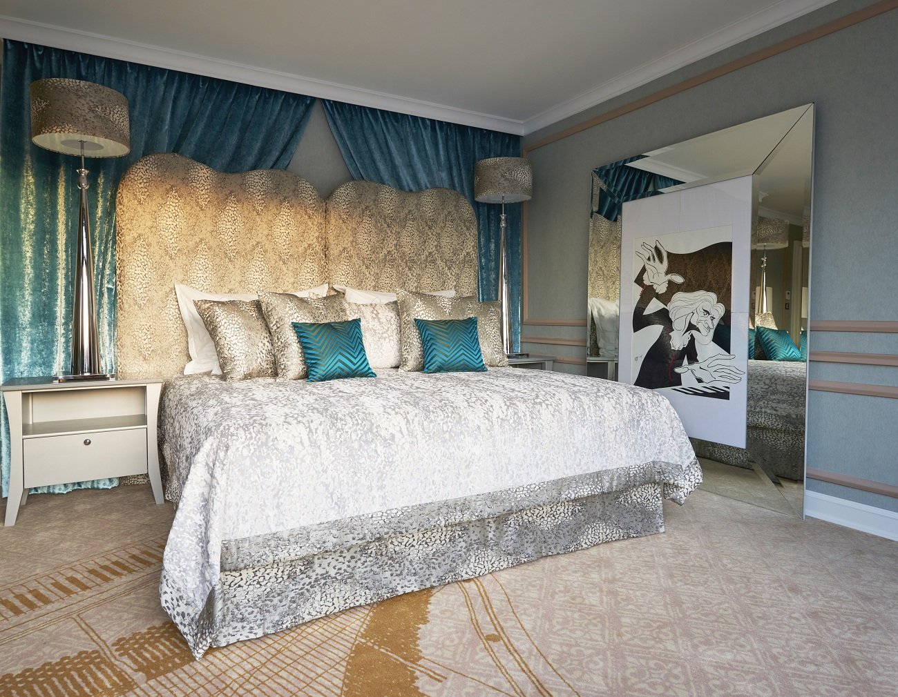 aria hotel budapest liszt suite