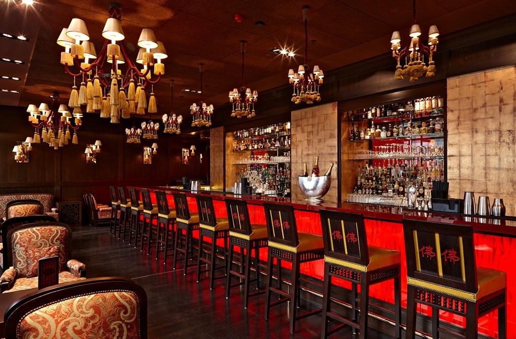 hotel buddha bar budapest lounge
