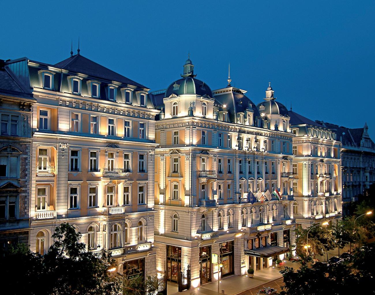 Corithia Hotel Budapest