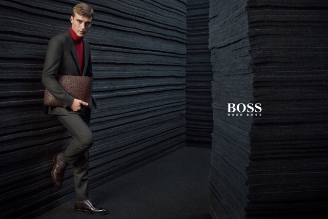 Hugo Boss kampanja jesen/zima 2015