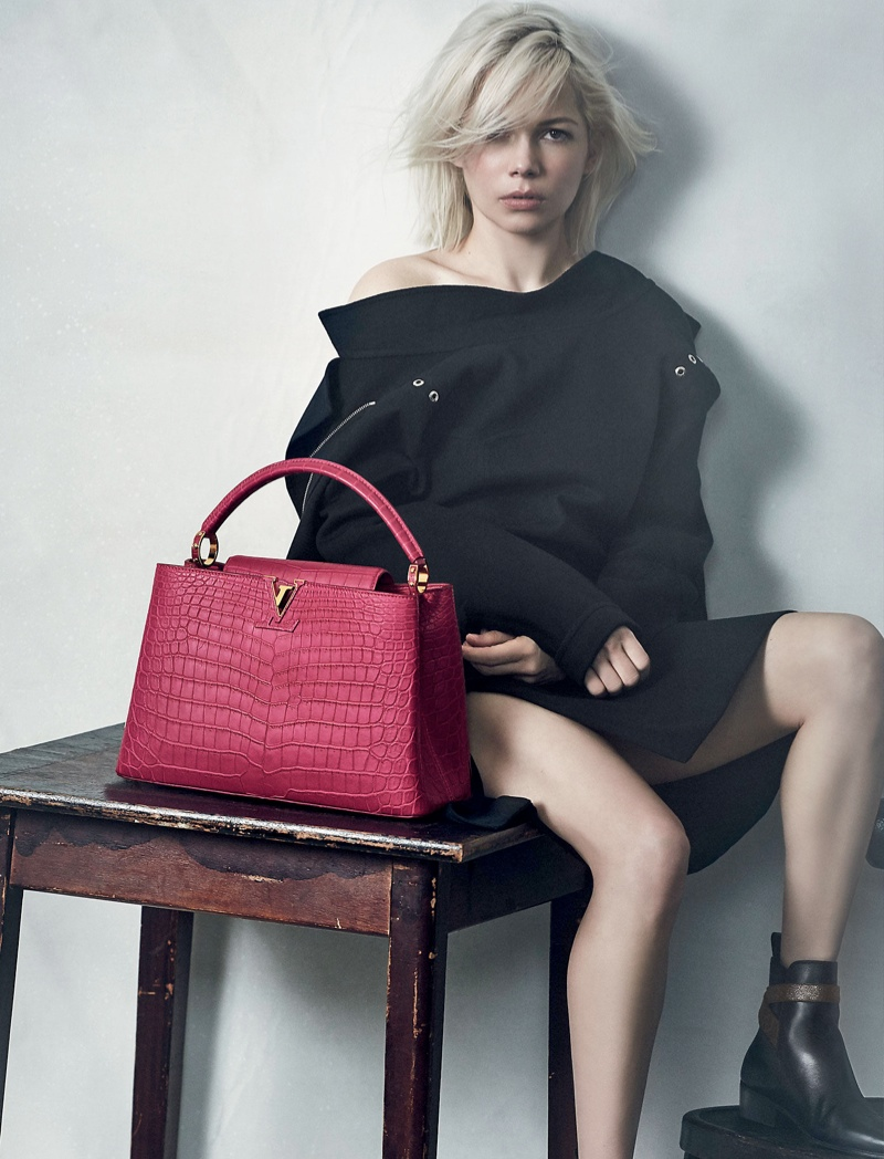 Michelle Williams u novoj Louis Vuitton kampanji