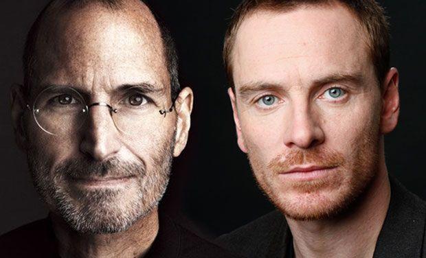 Steve Jobs i Michael Fassbender