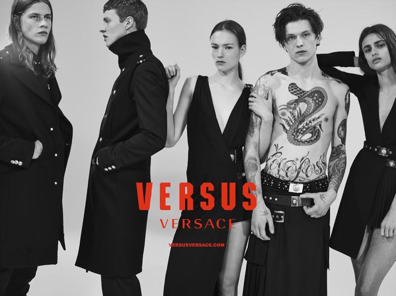 Versus Versace Fall Winter 2015