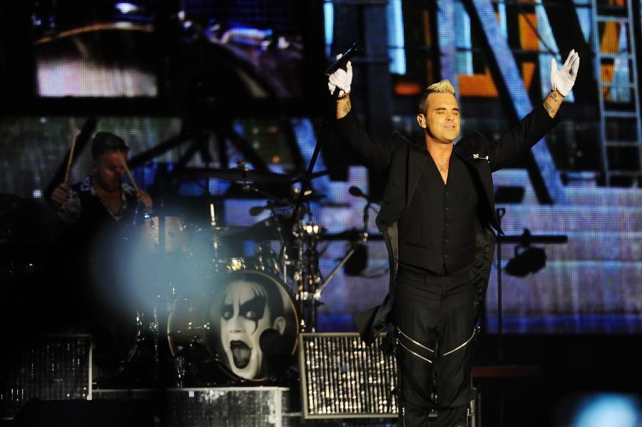 Robbie Williams u Beogradu