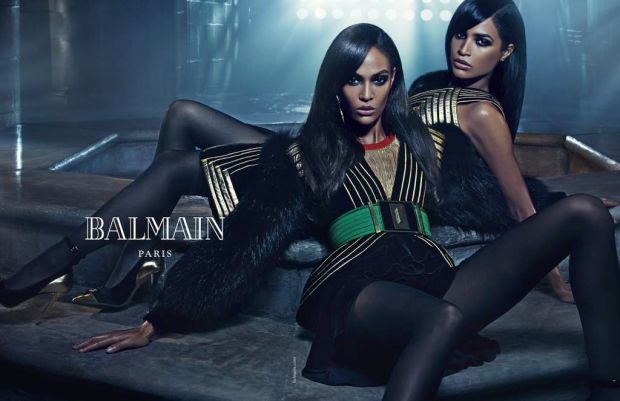Sestre Hadid, Smalls i Jenner u novoj Balmain kampanji