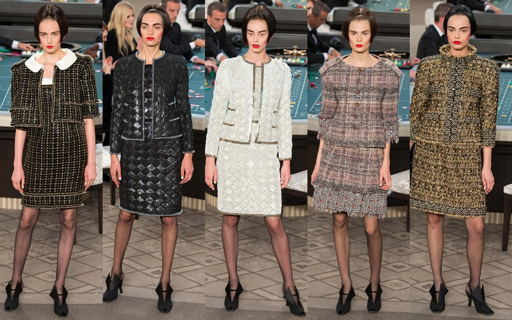 Chanel Couture jesen/zima 2015