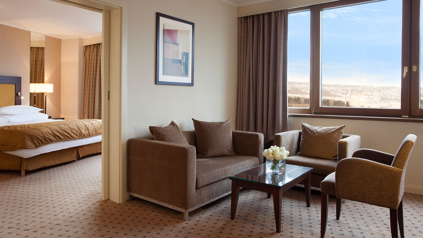 Executive City View Suite