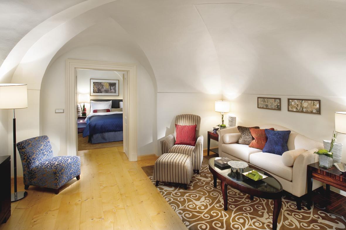 Lazar Suite Mandarin Oriental Prague