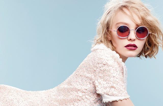 Lily Rose Depp u Chanel kampanji