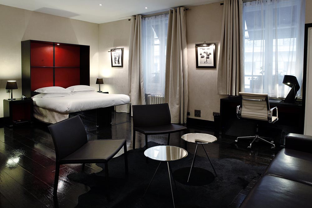 MonHotel Paris - fashionable boutique hotel