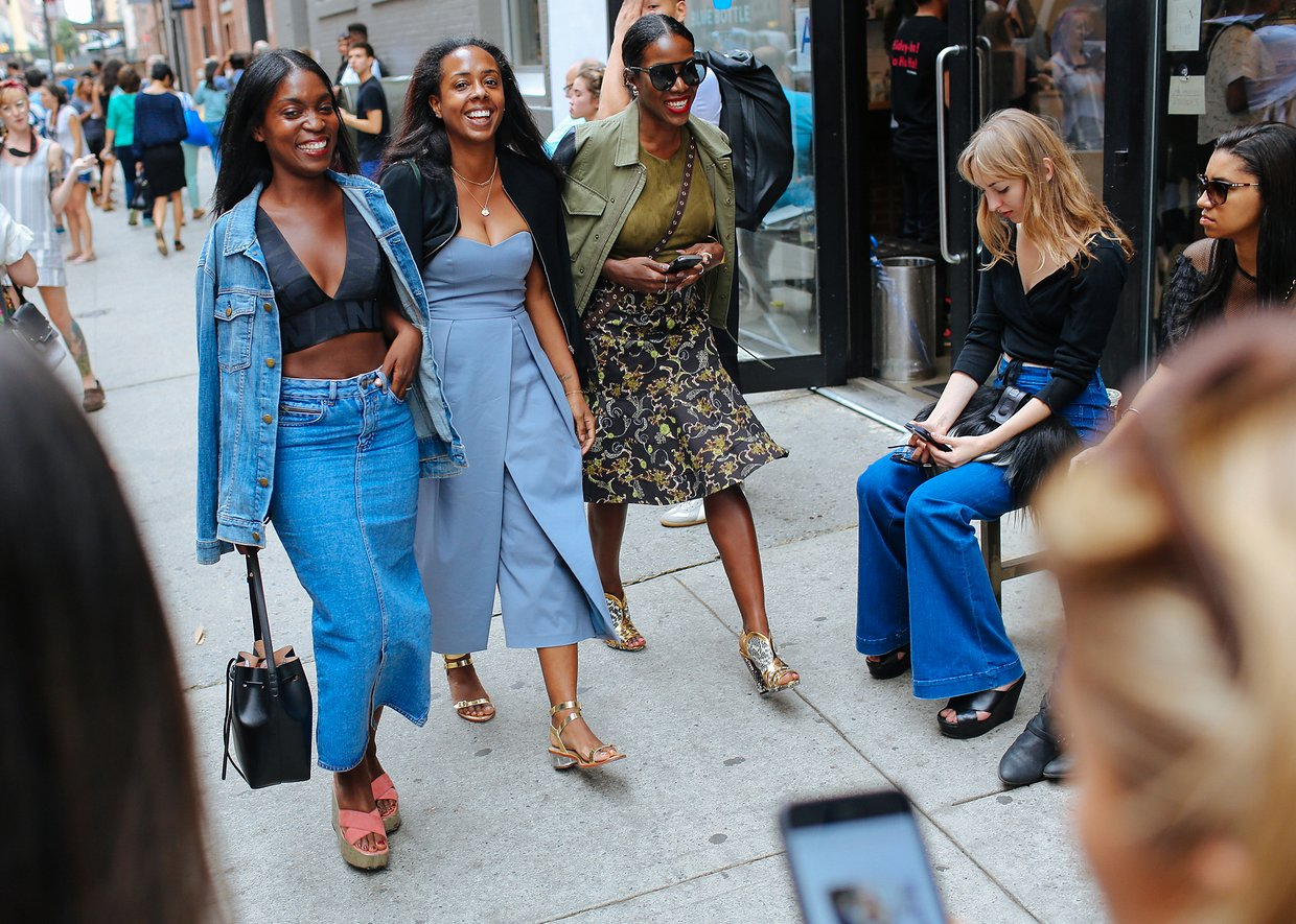 New York Fashion Week proleće 2016 - street style