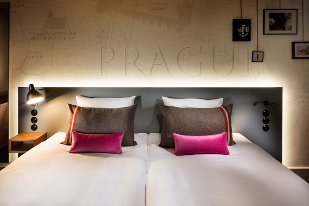 pentahotel Prague - The striking modern hotel