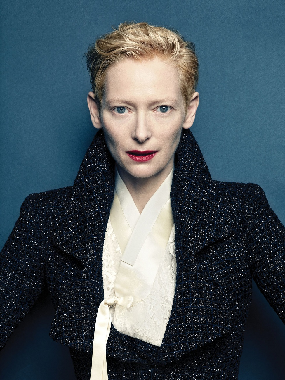 Tilda Swinton for Vogue Korea August 2015Fashionela