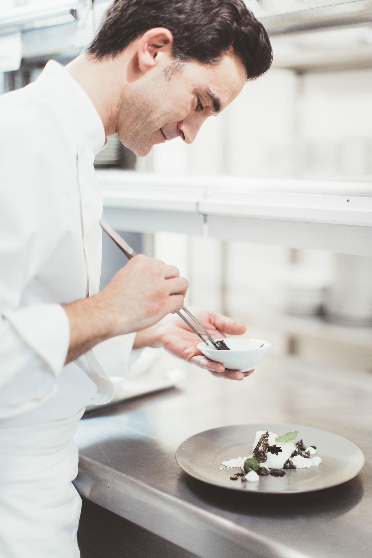 Chef Patrick Charvet