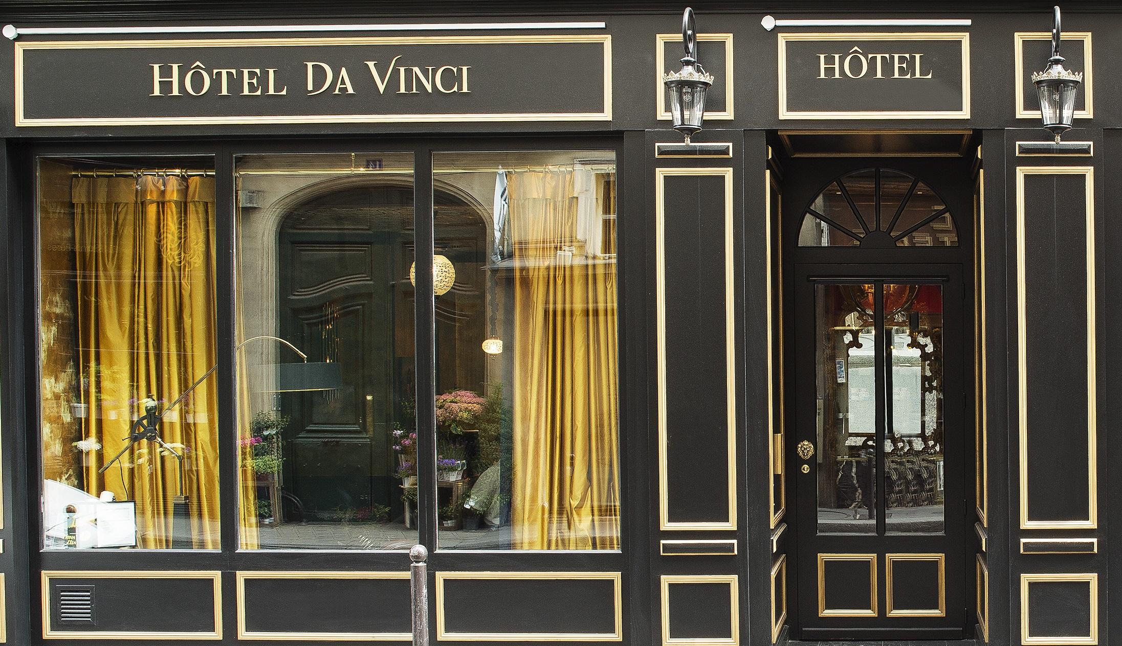 Rooms: Da Vinci Hotel Paris: Renaissance-inspired LuxuryFashionela