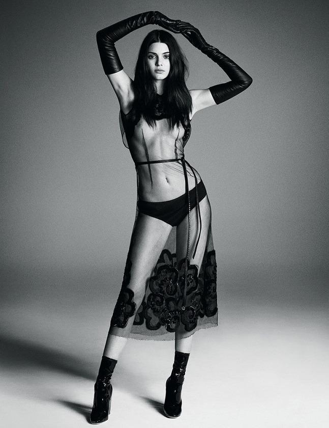 Kendall Jenner for Vogue Japan November 2015