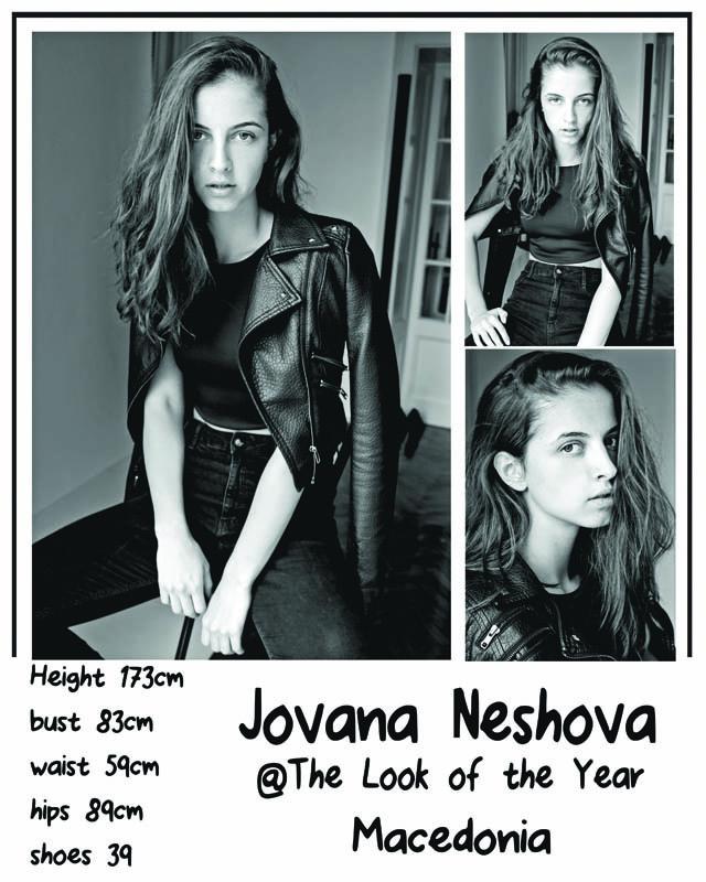 Lice Godine Makedonije: Jovana Nešova