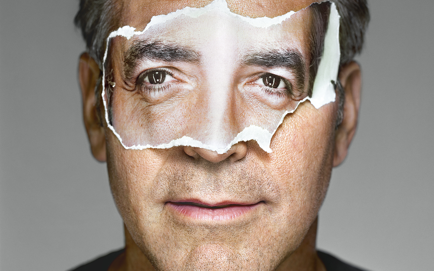 George Clooney photographed by Martin Schoeller