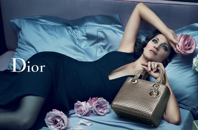 Marion Cotillard Lady Dior Fashionela