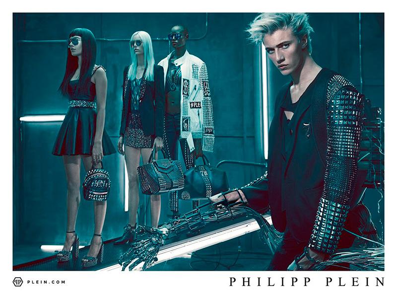 Philipp Plein 2016 Campaign Fashionela