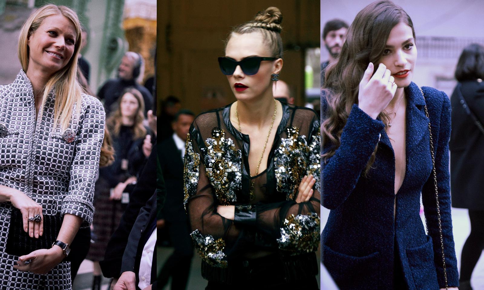 Chanel celebs Fashionela