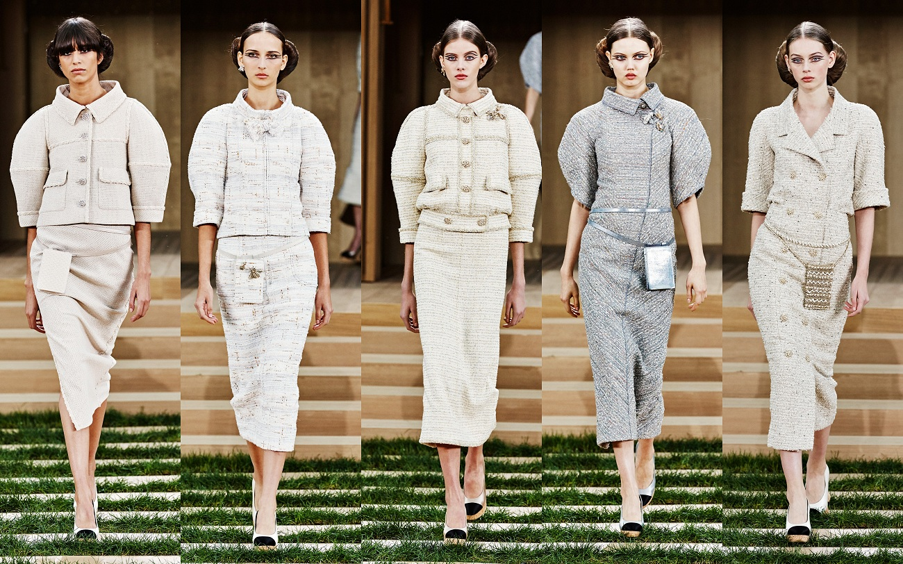 Chanel spring summer 2016 haute couture collectionfashionela for Designer linens and home fashions