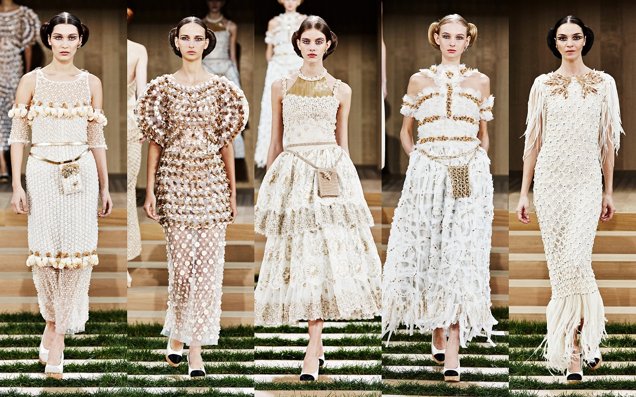 Chanel Haute Couture SS16 Fashionela