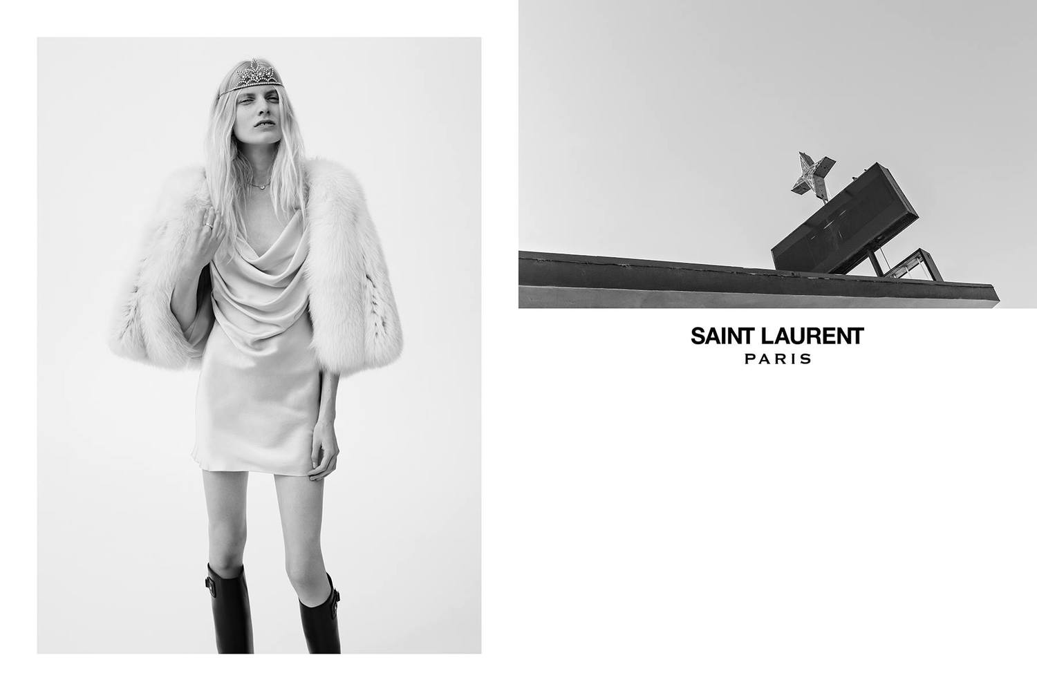 Saint Laurent Spring/Summer 2016 Ad Campaign
