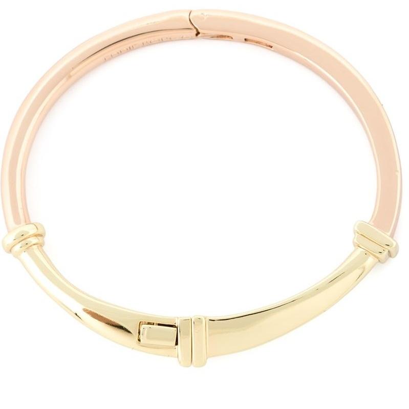 Eddie Borgo. Gold 'plinth' Bracelet