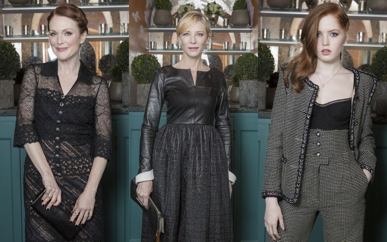 Chanel Pre-BAFTA Fashionela