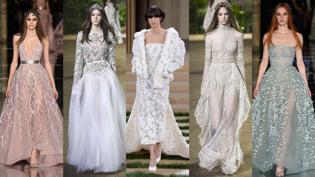 Couture Spring/Summer 2016 trends