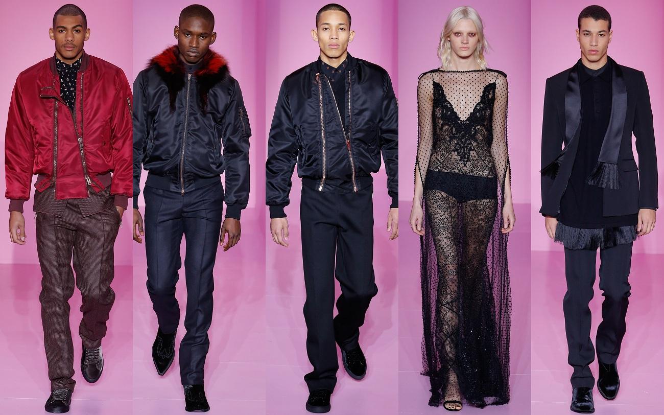 Givenchy Fall 2016 Fashionela