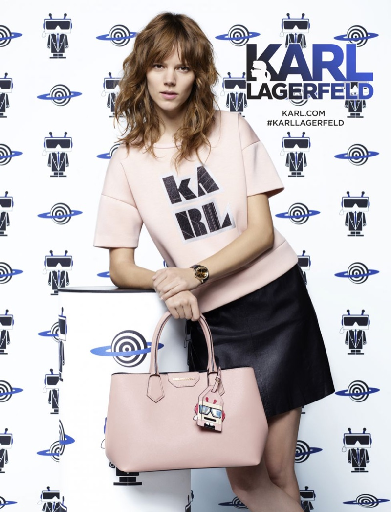 Karl Lagerfeld Spring 2016 Fashionela