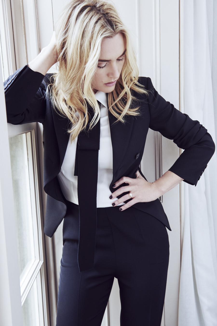 Kate Winslet, by Frederic Auerbach for Gotham magazine