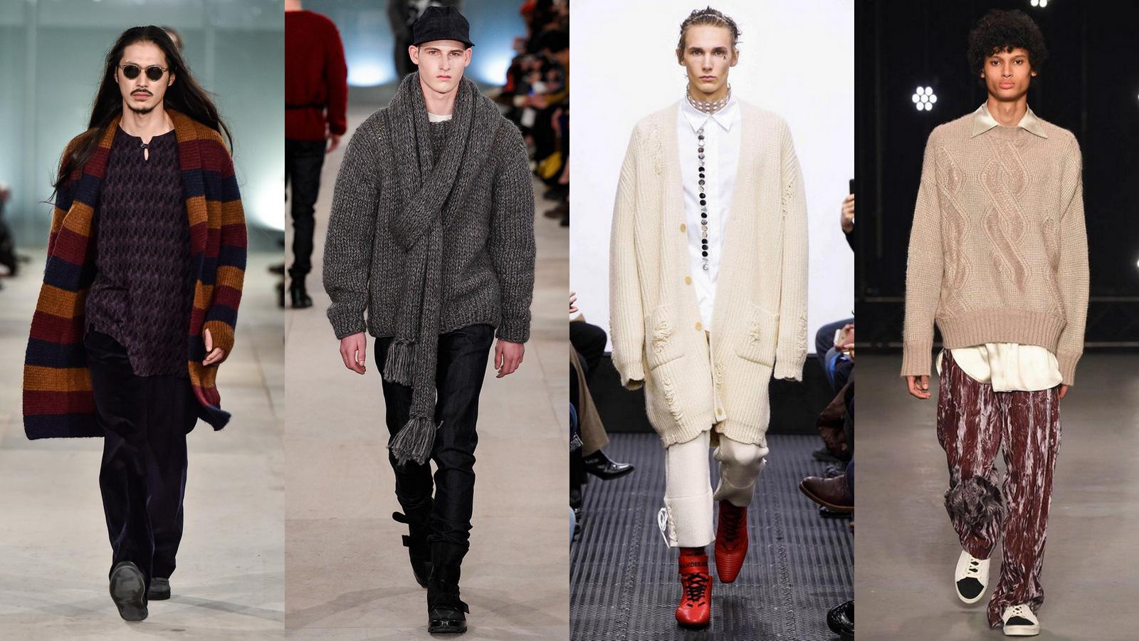 Sweather Menswear Fall 2016 Fashionela
