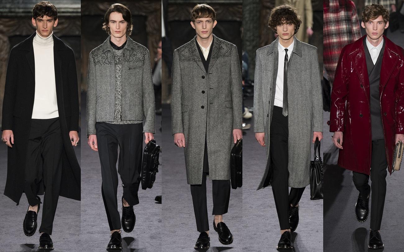 Valentino Menswear Spring 2016 Fashionela