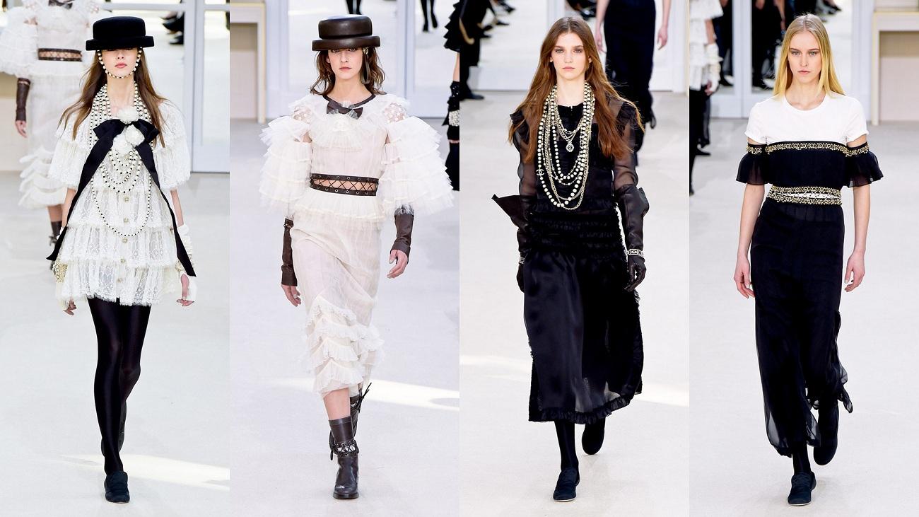Chanel FW 2016 Fashionela