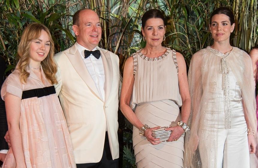 Chanel Bal de la Rose Monaco Fashionela