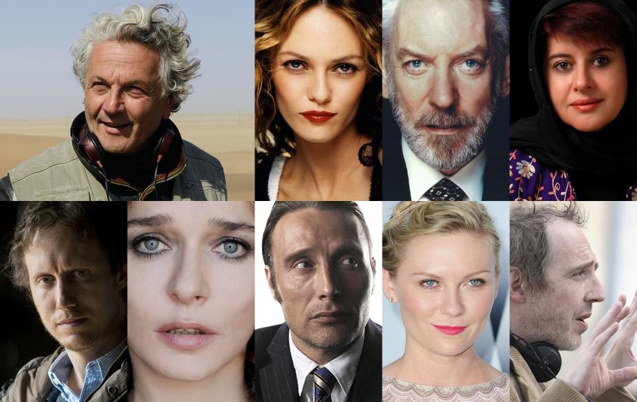 Cannes Jury 2016 Fashionela