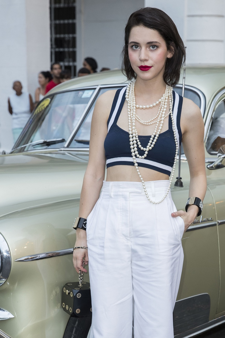 Chanel Cruise 2016-17 collection Fashionela