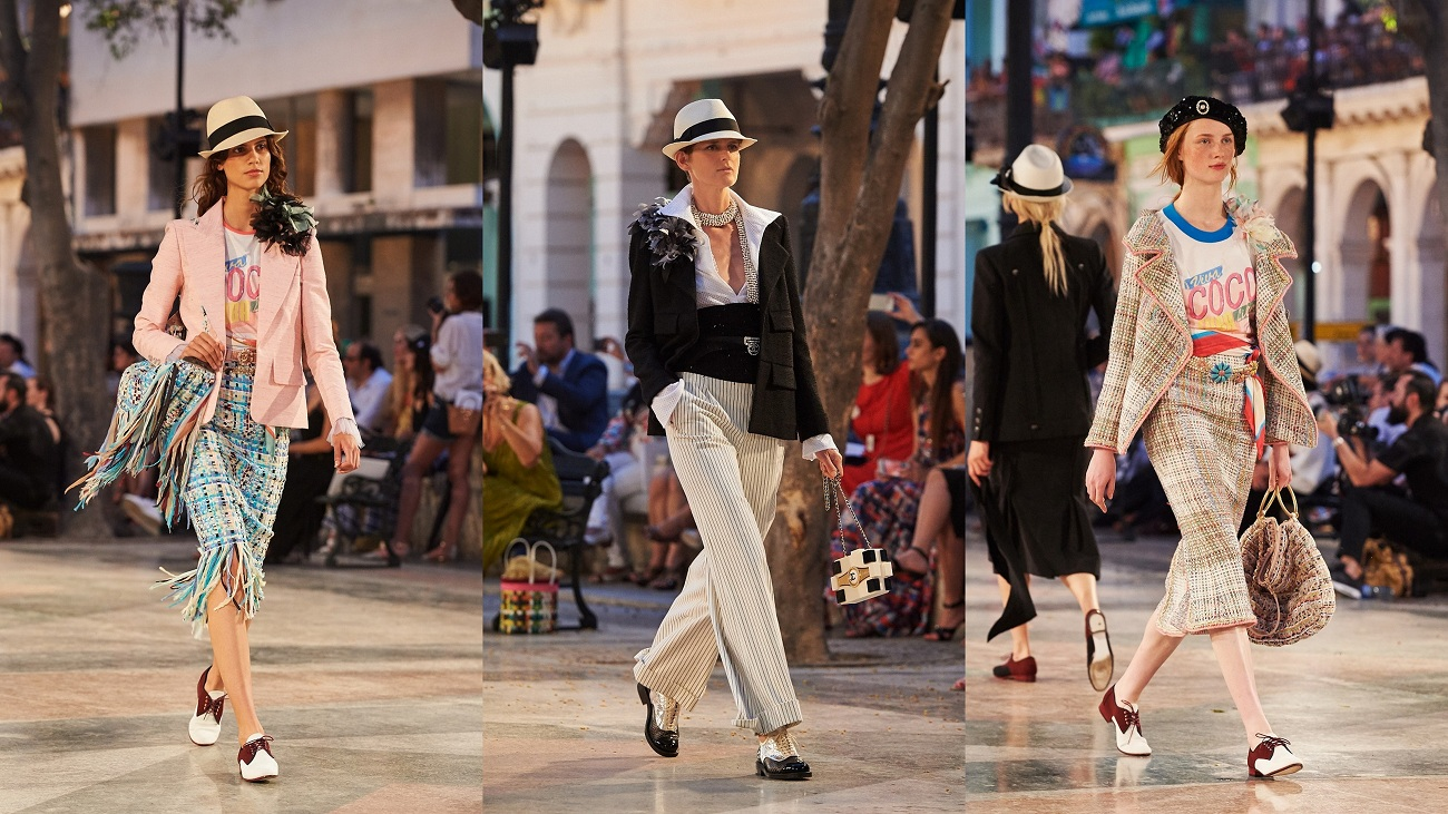 Chanel Cruise Cuba 2016-17 Fashionela