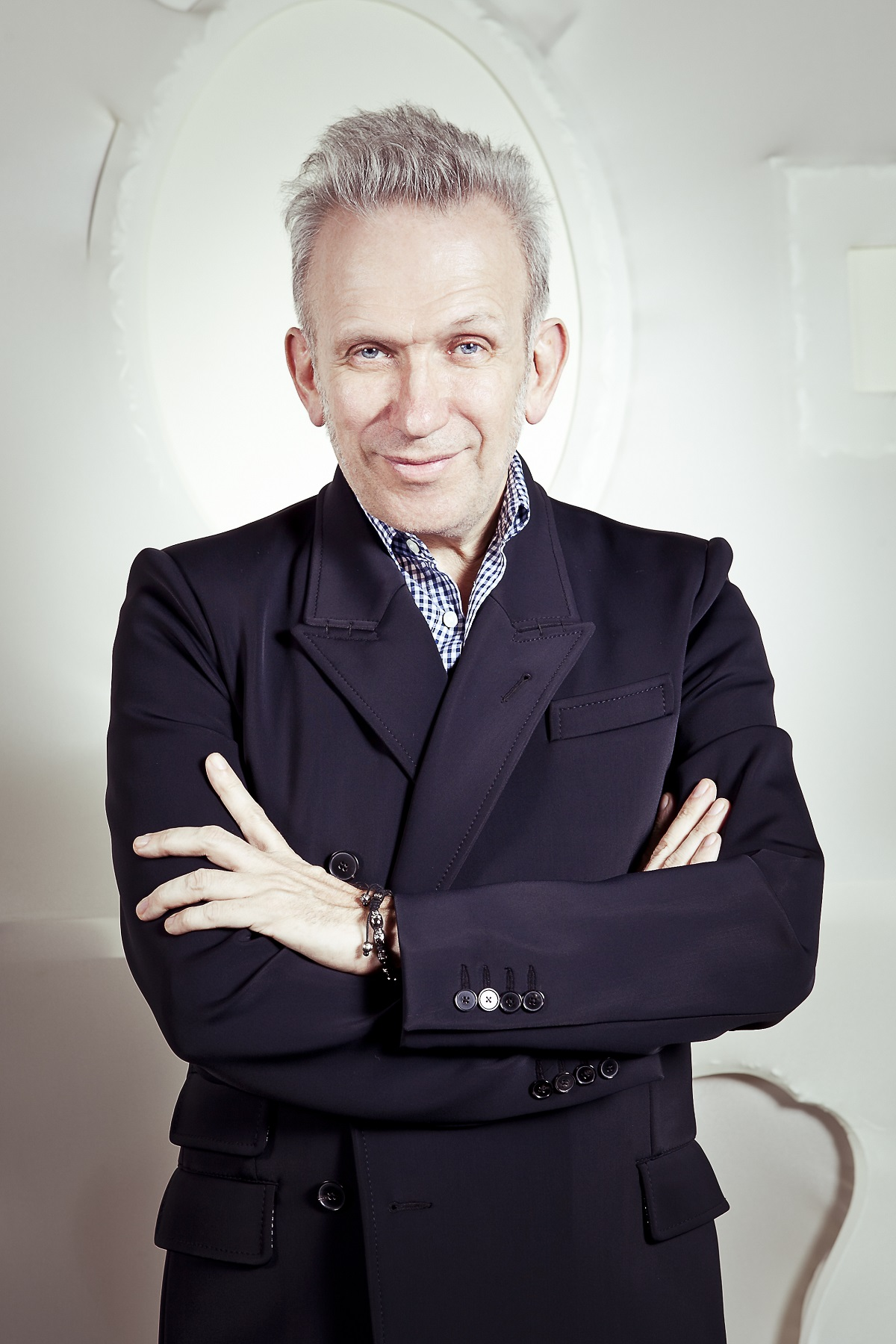 Jean Paul Gaultier-Official Portrait