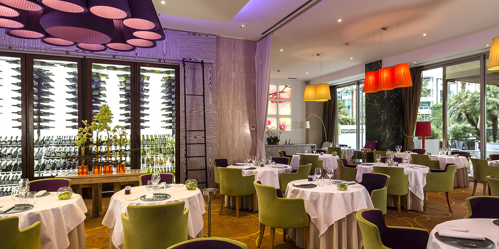 Le Grand Hotel Cannes Restaurant Fashionela