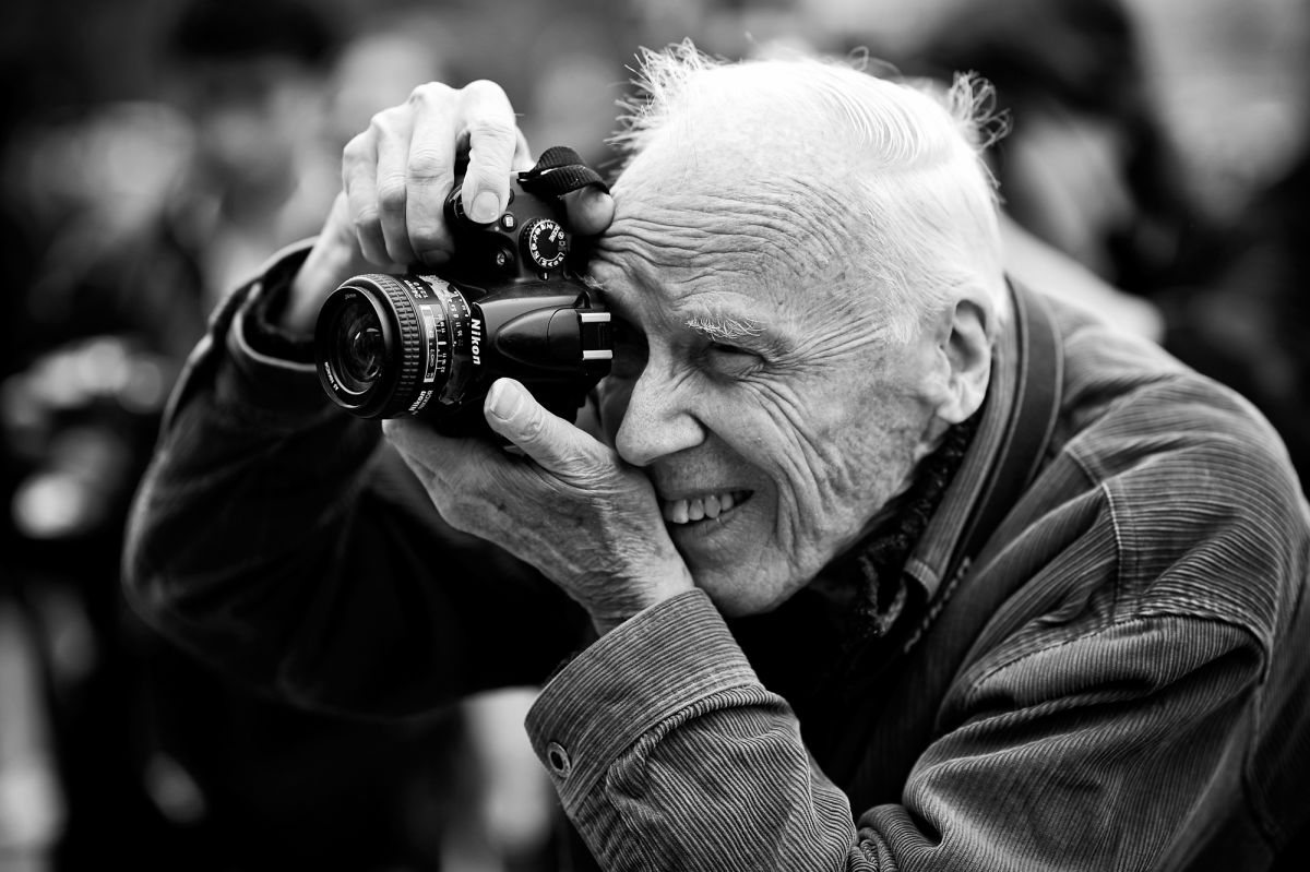 Bill Cunningham Fashionela
