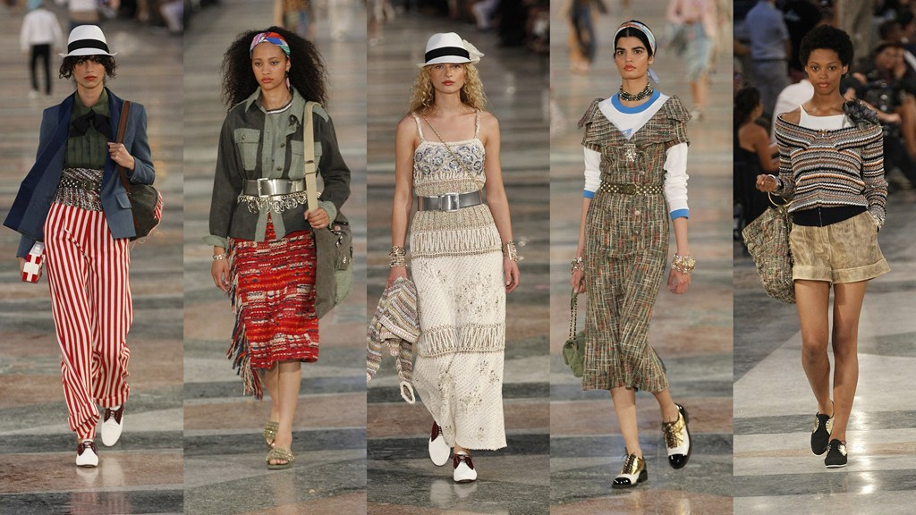 Chanel Resort 2017 Cuba Fashionela