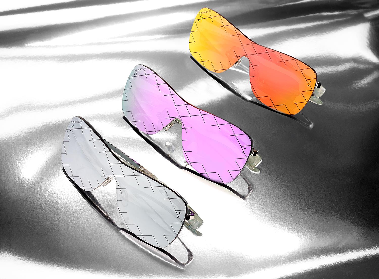 Chanel eyewear fashionela